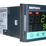 Регулятор температуры GEFRAN 600-R-R-R-R-1
